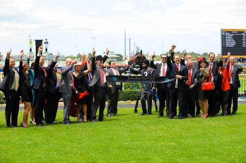 Charlie Boy's winning owners