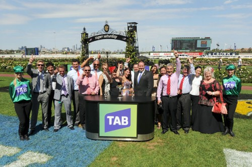 Flying Snitzel's winning owners
