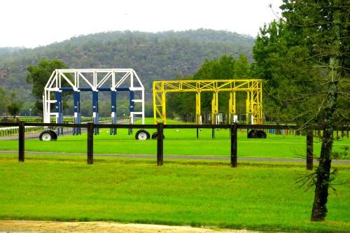 Muskoka Farm Horse Practice Barriers